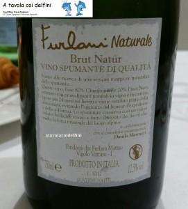 Furlani Naturale - Metodo Interrotto - Prod. Furlani Matteo