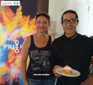 Festival Assaprà 2016 - Pastry Chef Tiziano Mita