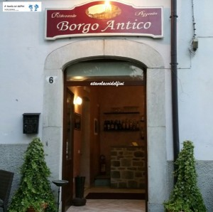 """Ristorante Pizzeria """"Borgo Antico"""" - Agnone (Is)"""
