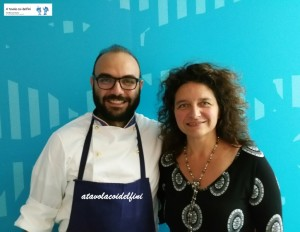 Chef Alessandro Nigro