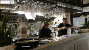 Eugenia (Cuoca) e Giuseppe Cerasino (Chef e Owner)