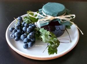 Confettura di uva di Primitivo Doc di Gioia del Colle