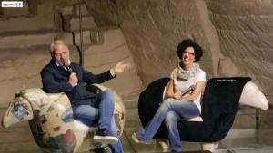 Mauro Bochicchio e Sonia Gioia