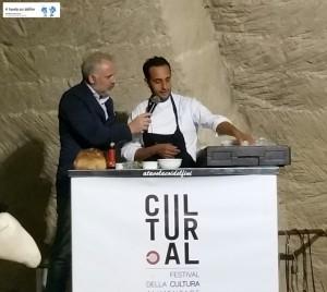 Chef Luigi Salomone