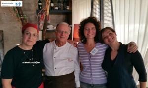 Ornella Arcuti, Nicola Castellaneta e Oana Hudici