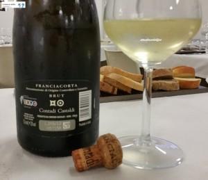 Franciacorta Brut Docg - Contadi Castaldi