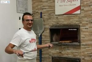 Vito Petrera (Pizzaiolo e Owner)