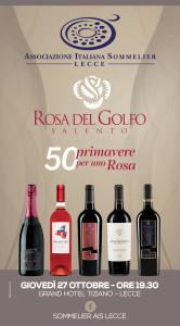 Rosa del Golfo - Ais Lecce
