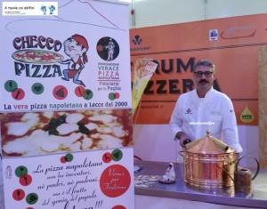 Francesco Cassiano - Pizzaiolo AVPN