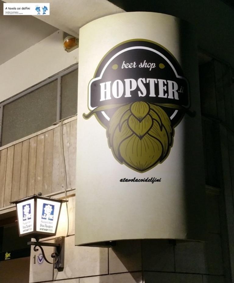 Hopster Beer-shop…che baffi!