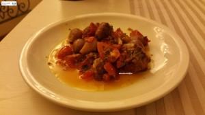 Lampascioni al pomodoro piccante