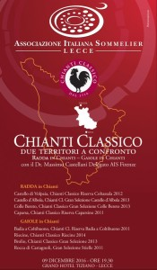 Chianti Classico - Ais Lecce
