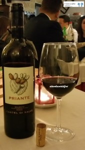"""Priante"" Salento Igt 2013 - Cantina Castel di Salve"
