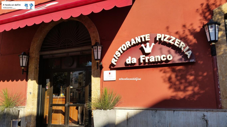 Ristorante pizzeria da franco leverano le a tavola - Bagno coi delfini ...