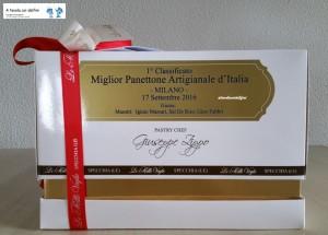 Panettone Artigianale del Pastry Chef Giuseppe Zippo