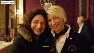 Tiziana Ingrassia e Daniela Tonti