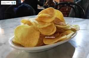 Sfoglie di patate fritte