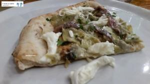 """Pizza """"Sapore di Paestum"""" di Paolo De Simone"""