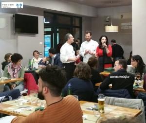 Salvatore Gatta, Paolo De Simone e Maria Teresa Scarpa