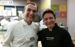 Salvatore Gatta e Tiziana Ingrassia
