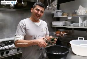 Antonio Caramiello (Owner e Pizzaiolo AVPN