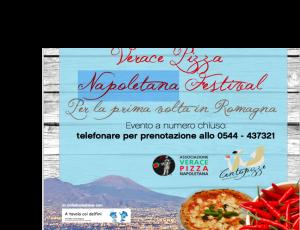 Festival della Verace Pizza Napoletana 1° edizione - Punta Marina (Ra)