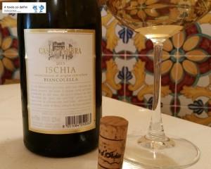 Biancolella Doc 2015 Ischia - Casa D'Ambra
