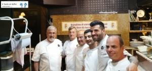 Domenico Scola, Ciro e Antonio Caramiello, Marco Leone, Gennaro Battiloro e Luca Di Massa