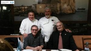 Pino Longo, Domenico Scola, Antonio Pace