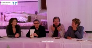 Barbara De Scianni, Ersilia Gilio, Alfonso Sarno e Claudia Bonazzi