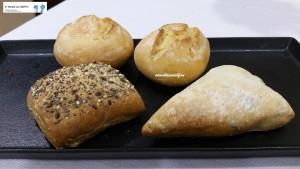 Pane di semola e semi