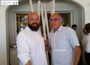 Domenico Schingaro e Francesco Pignatelli