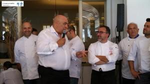 Vittorio Cavaliere e Lino Scarallo