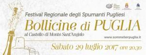 Bollicine di Puglia Ais - Monte Sant'Angelo (Fg)