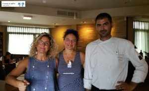 Teresa Natale e Chef Michele Pio Perna