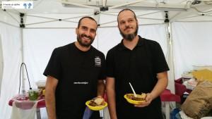Luigi Valente e Lorenzo Buonomini
