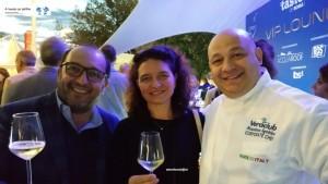 """Giuseppe Garozzo """"Il Conte"""" e Chef Massimo Sgobba"""