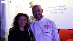 Chef Daniele Usai