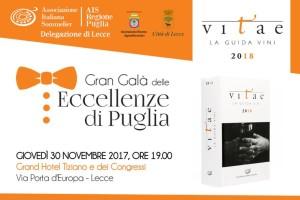 Gran Galà Eccellenze di Puglia - Ais Lecce