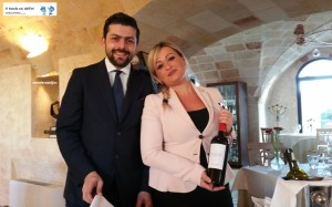Andrea Lippi e Simona Fusco