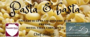 Pasta&Basta - APCI Basilicata