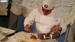 Chef Andrea Uccelli