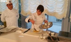 Chef Enza Crucinio