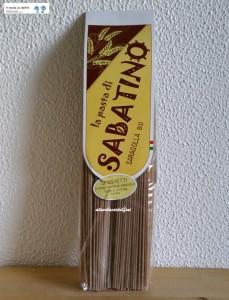 Spaghetti di grano Khorasan Saragolla Bio Sabatino