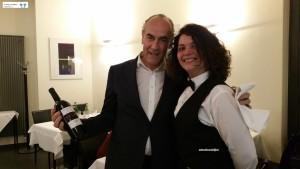 Franco De Punzio e Marianne