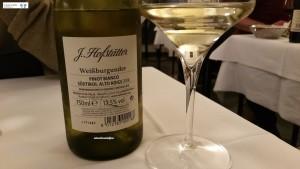 Pinot Bianco 2016 - Hoffstatter
