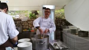 Chef Alessandro Gilmozzi