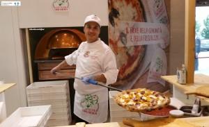 Pizzaiolo Agostino Landi