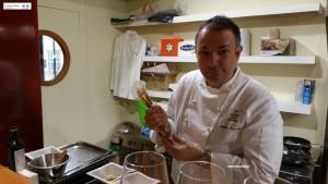 Chef Matteo Zanardi