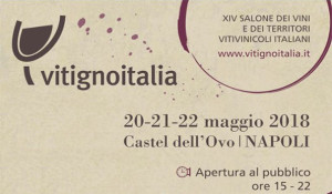 Vitignoitalia 2018 - Napoli